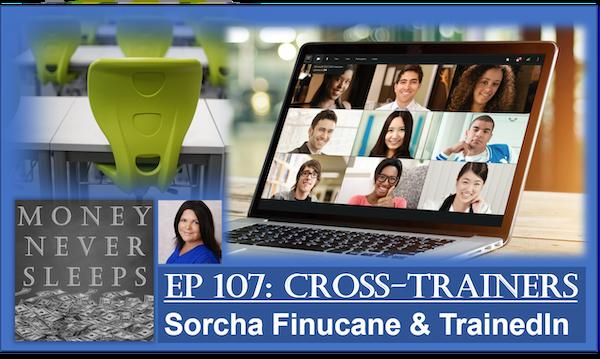 107: Cross-Trainers | Sorcha Finucane and TrainedIn Image