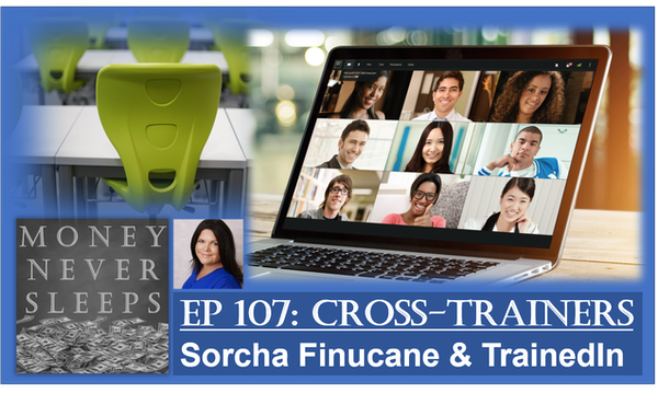 107: Cross-Trainers | Sorcha Finucane and TrainedIn Image