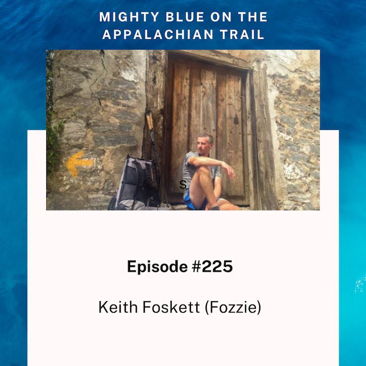 Episode #225 - Keith Foskett (Fozzie)