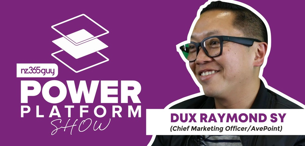 Personal Branding and Technology with Dux Raymond Sy