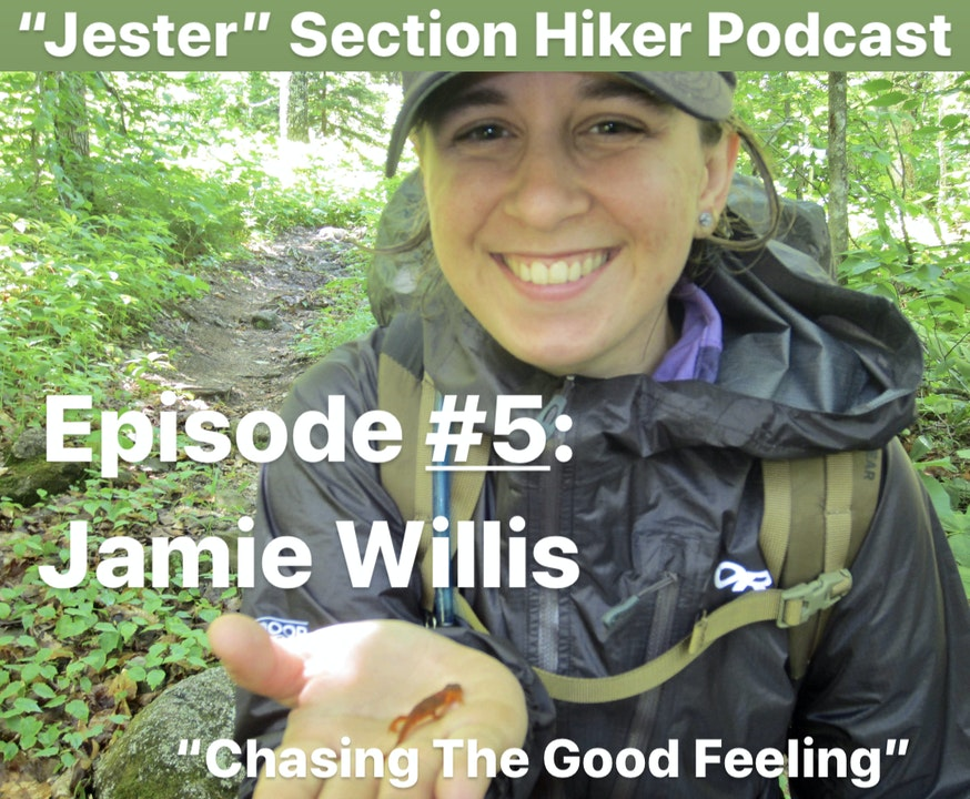 Episode #5 - Jamie Willis (Mighty Mouse)
