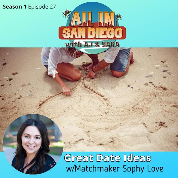 San Diego Date Ideas Image