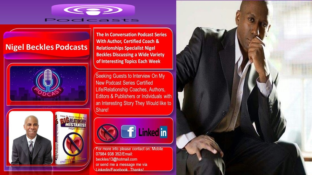 In Conversation with Author & Motivational Speaker Carl Foster