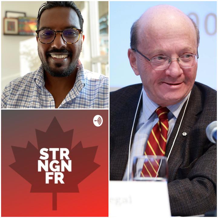 Episode image for Basic Income: Hugh Segal, Former Senator, Canadian Political Strategist and Commentator