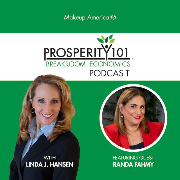 Makeup America!® - with Randa Fahmy [Ep. 47]