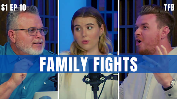 Fight Right! How to Resolve Conflicts in Your Family and Business | S1E10 Image