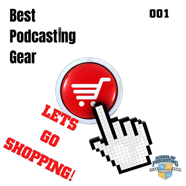 Episode image for Best Places to Shop For Podcast Gear