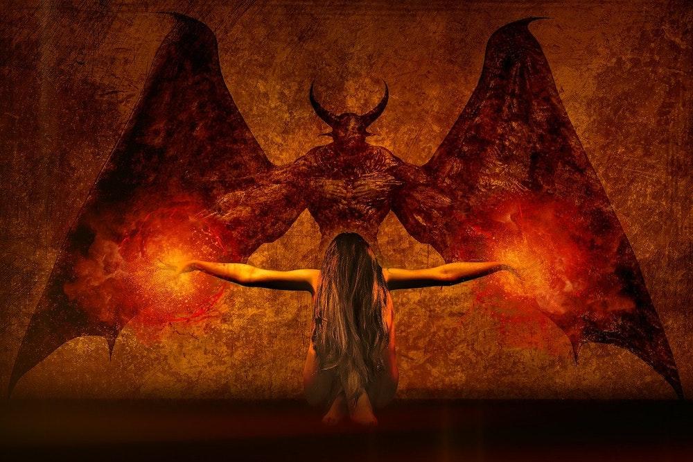 Battles Between Angels and Demons