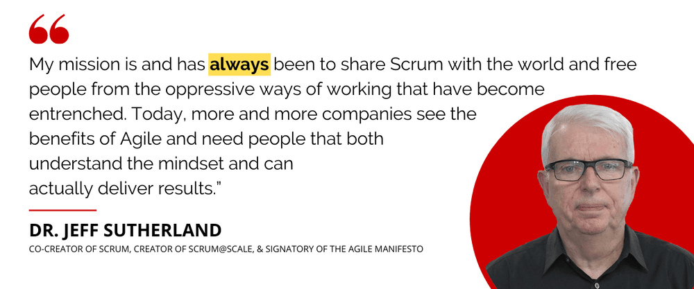 Since Scrum is free, why should I invest in learning it?