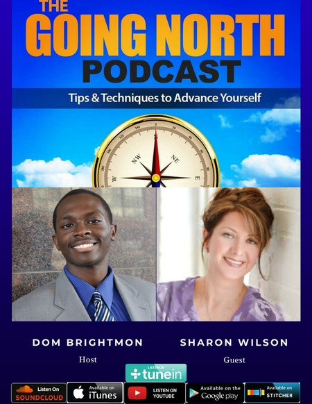 "60 - ""Coaching From Spirit"" with Sharon Wilson (@CoachingSpirit) Image"