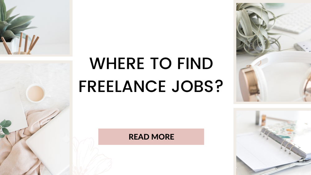 Where to Find Freelance Jobs?