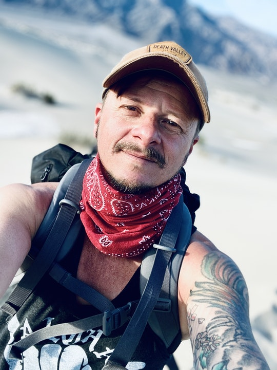 Adventure photographer and Sony Alpha Collective Ambassador, Stan Moniz