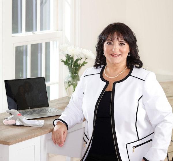 E61 Evidence Based Trauma Treatments with Dr Rosann Cappanna Hodge Image