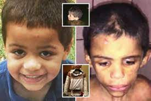 Adrian Jones 7yr old Horrific Story of Boy Who Was Fed to Pigs Image