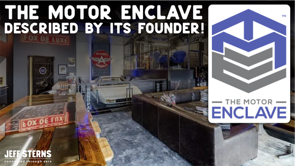 THE MOTOR ENCLAVE 300 garages   1.6 mile track   80 acre off-road track   two acre skid pad   35,000 sf event space Image