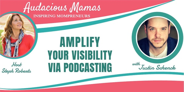 Amplify Your Visibility via Podcasting Image