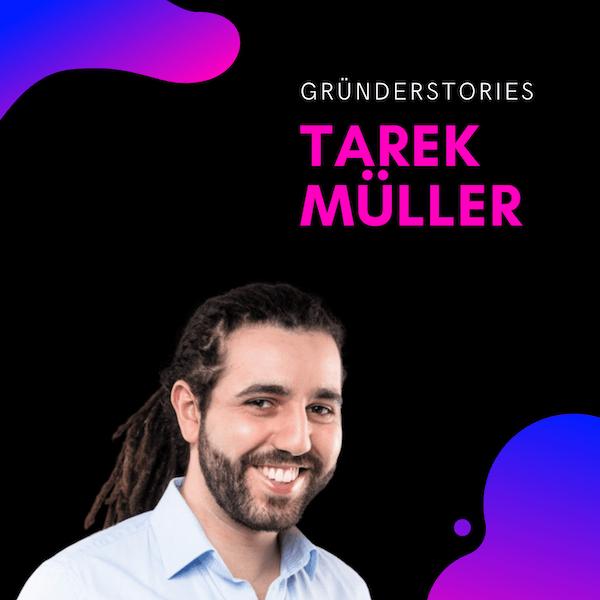 Tarek Müller, AboutYou | Best of Jungunternehmer Podcast Image