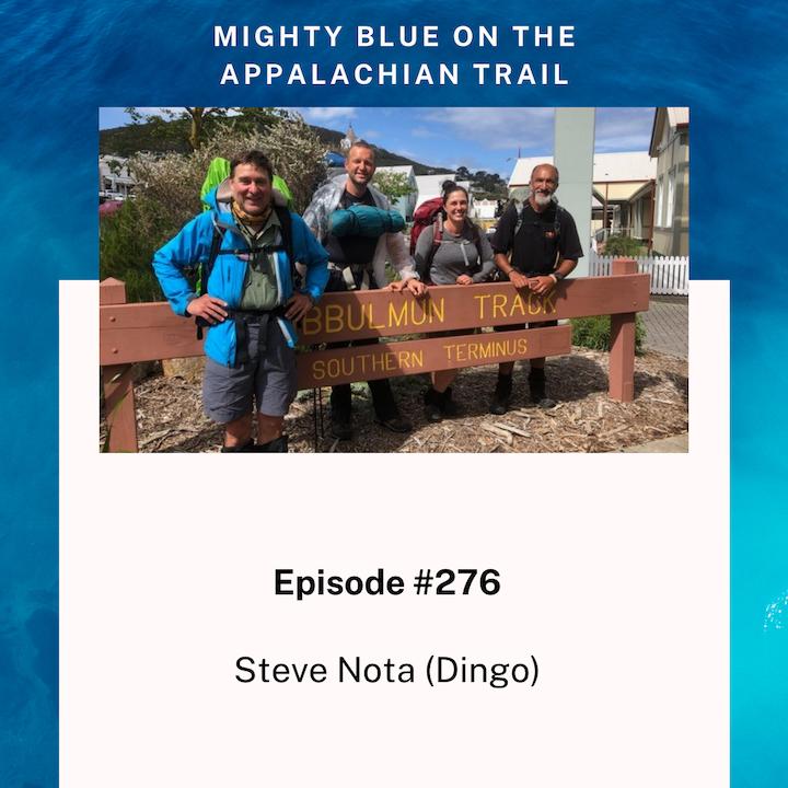 Episode #276 - Steve Nota (Dingo)