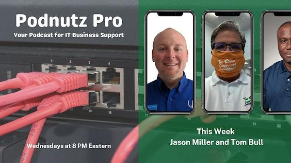 Podnutz Pro #352: STS with Tom and Jason