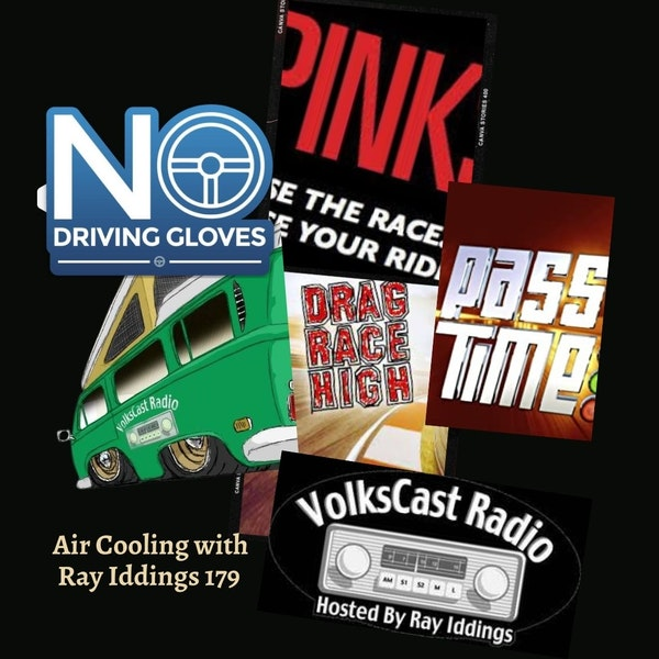Air-cooling it w/ Ray Iddings 179