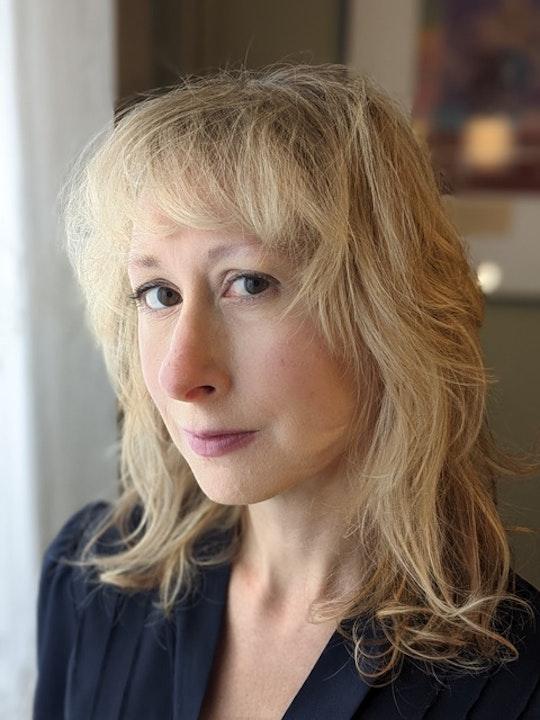 Elisabeth de Mariaffi author of The Retreat