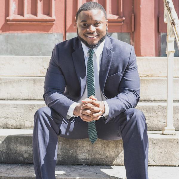 Matthew Kincaid — Overcoming Racism Image