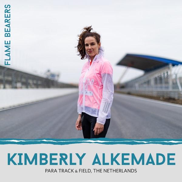Kimberly Alkemade (Netherlands): Loss, Adventure & Blade Running Image