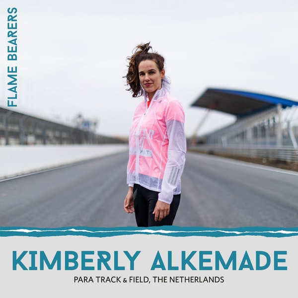 Kimberly Alkemade (Netherlands): Loss, Adventure & Blade Running Image