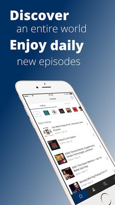Procast Podcast App