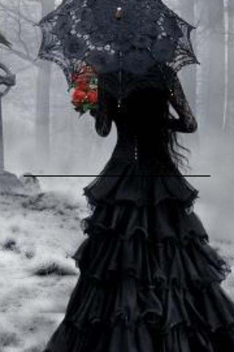 La Viudita Negra (the Black Widow)