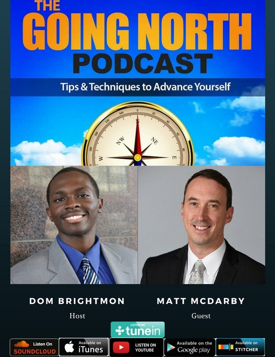 """27 - """"The Cadence of Excellence"""" with Matt McDarby (@mmcdarby)"""