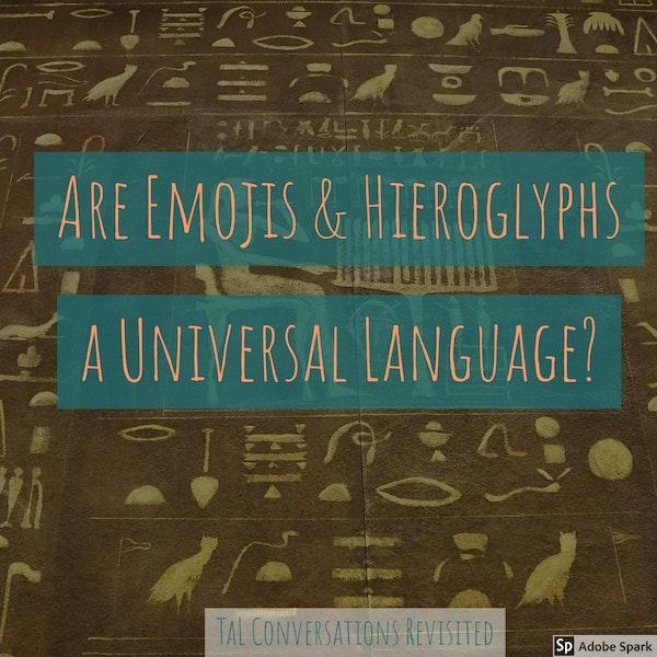 Are Emojis and Hieroglyphs Universal Language? Image