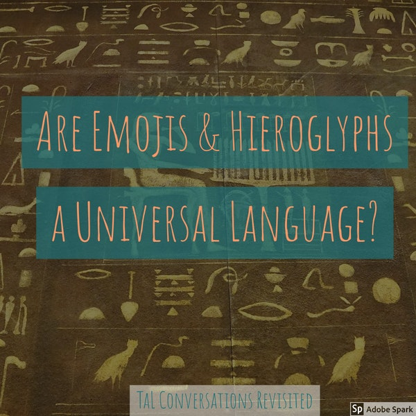 Are Emojis and Hieroglyphs Universal Language? Image