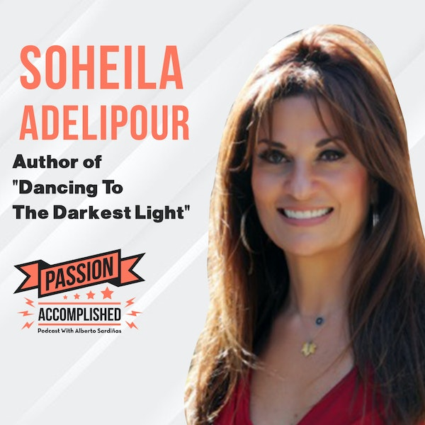 Dancing to the darkest light with Soheila Adelipour
