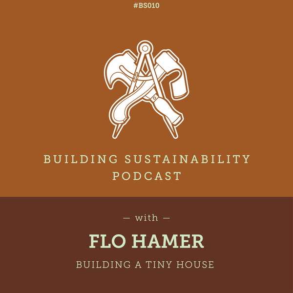 Building a tiny house - Flo Hamer Image