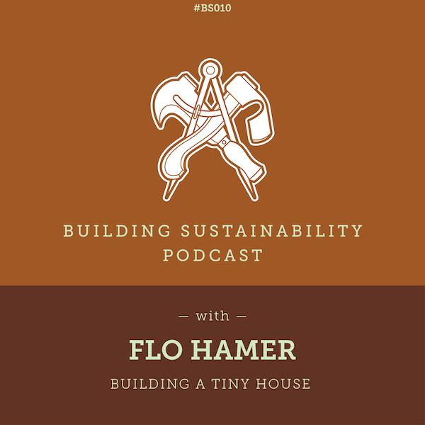 Building a tiny house - Flo Hamer Image