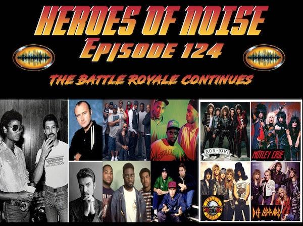 Episode 124 - The Battle Royale Continues Image