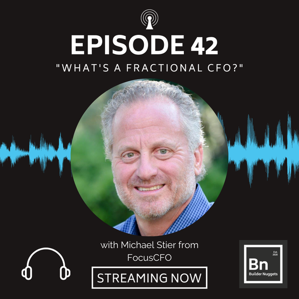 EP 42: What's a Fractional CFO?