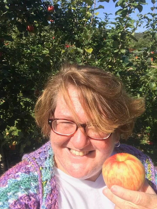 Episode #41 - Stacey Brazier (a Trail Dames story)