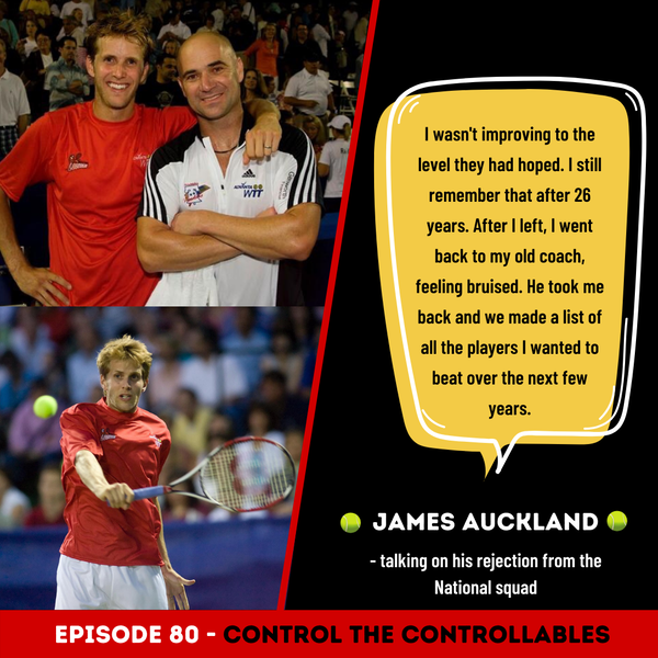 Episode 80: James Auckland - Pro to Parks