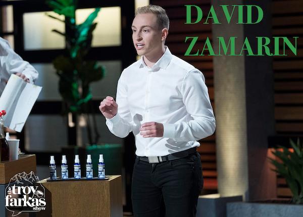 "Detrapel CEO David Zamarin on ""Shark Tank"" appearance, mentorship & managing the ego."
