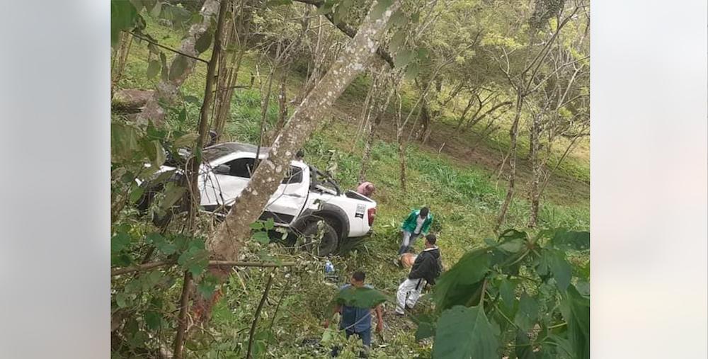 Accidente en Jinotega deja un fallecido este domingo
