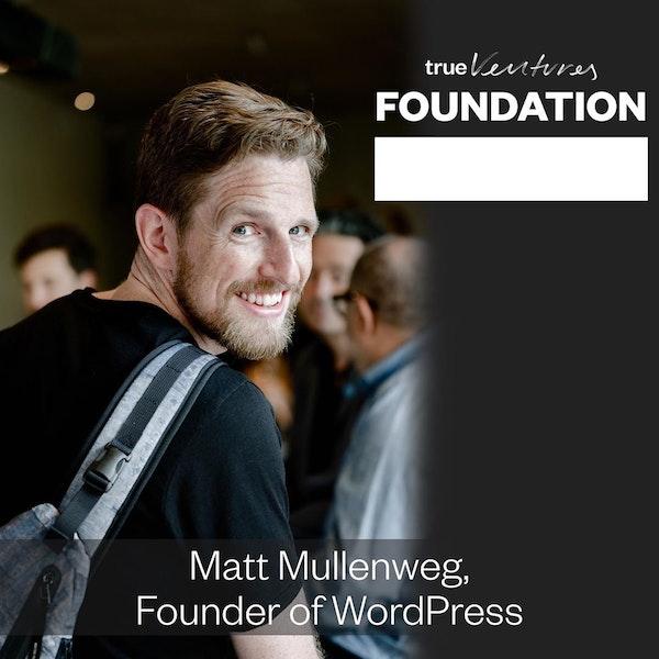 Matt Mullenweg, Founder of WordPress
