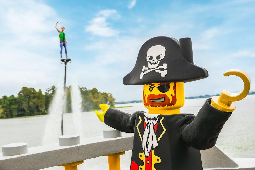 Nik Wallenda To Make Special Apperance at LEGOLAND Florida