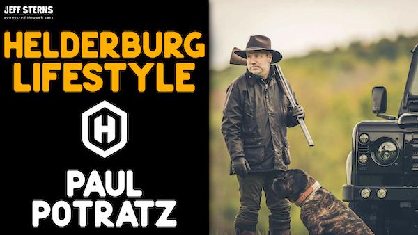 A Defender gets you a membership into the club- HELDERBURG Image