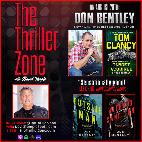 New York Times Bestselling Author Don Bentley Image