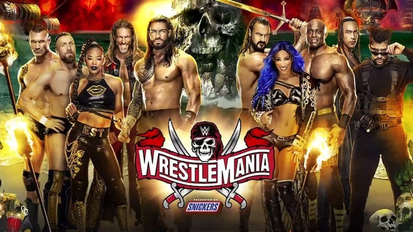 WRESTLEMANIA 37 PREVIEW - WWE Raw 4/5/21 & SmackDown 4/2/21 Recap