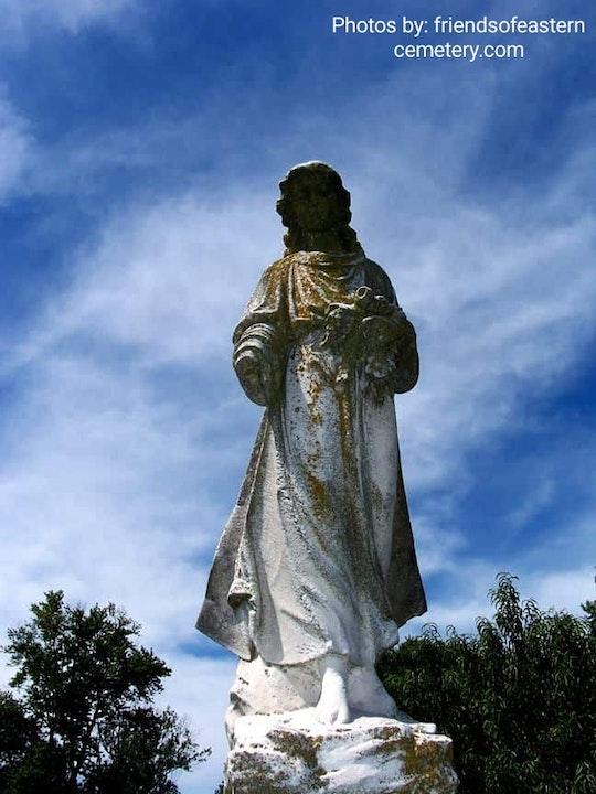 Episode 54 - Eastern Cemetery in Louisville, Kentucky