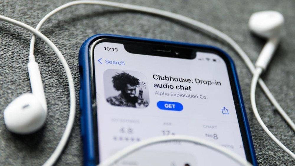 Clubhouse: incidente permitió transmitir audios fuera de la plataforma