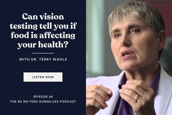 26. Can vision testing tell you if food is affecting your health?| Dr. Terry Wahls (Part 2)